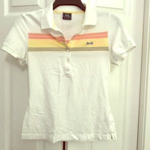 Le Tigre short sleeve polo shirt